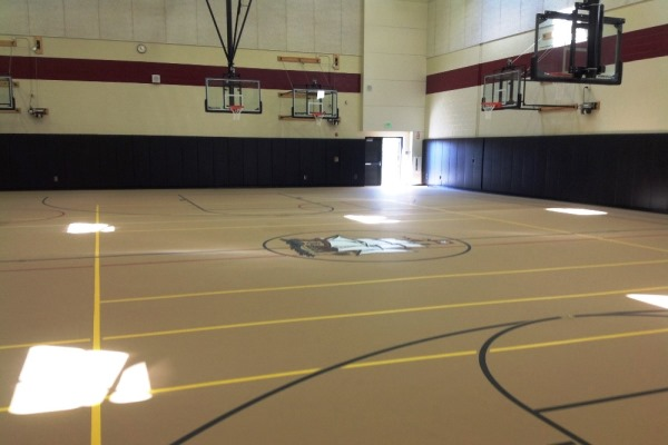 Piedmont High School Gymnasium